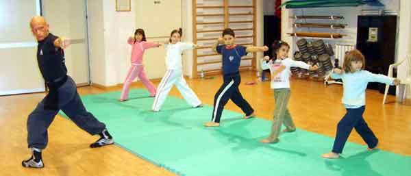corso Kung Fu
