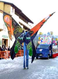 Farfalla gigante