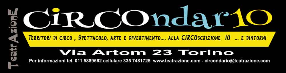 newsletter di TeatrAzionE - compagnia di spettacolo e scuola di circo teatro