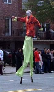 parata nel Bronx, Italo
