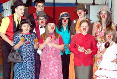 stage Clown ragazzi  intermedio