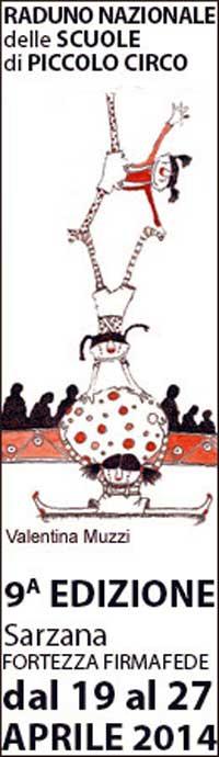 Sarzana - Raduno scuole di circo